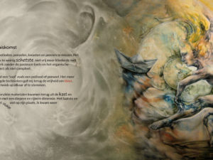 Voorbeeldpagina uit de Trilogie deel 1