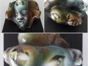 Connectie : verlichte geesten 15-15-15 cm