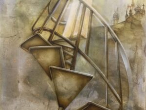 Stairway to heaven 30-30cm